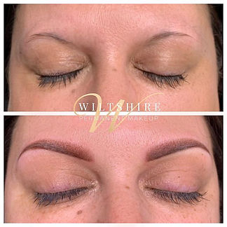Brow transformation! Wanted to keep this