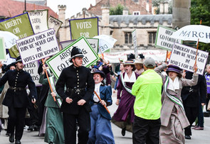 Everything is Possible; The York Suffragettes