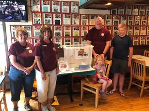 Bayport BBQ fundraiser