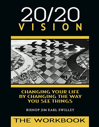 20/20 VISION - The Workbook