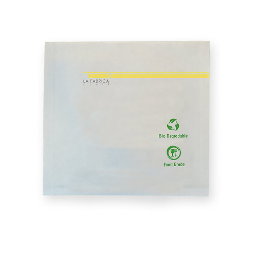 """Heat Sealable Biopouch, 7"""" x 6"""", Pack of 10"""