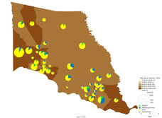 Census MailResponseRate & Ethnicity - St Tammany Parish, 2020