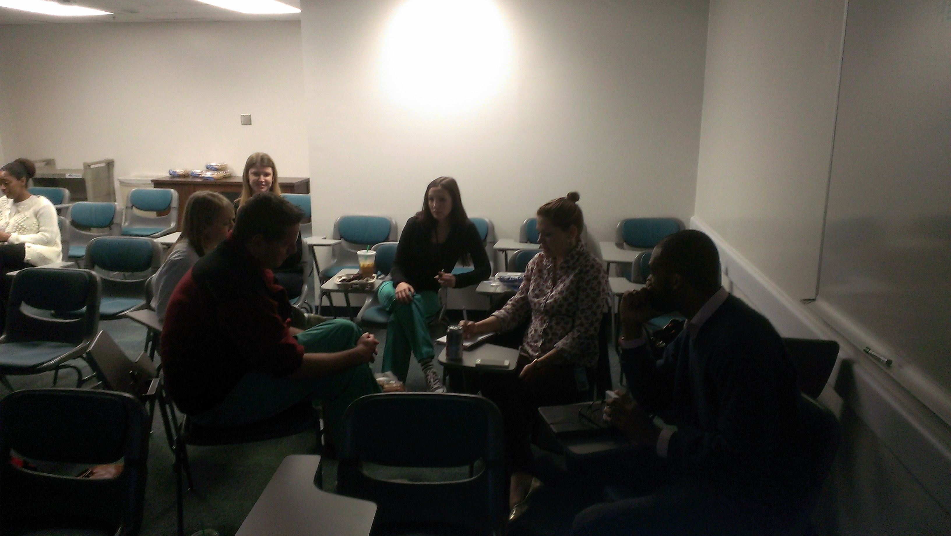 Tulane University Dental Students