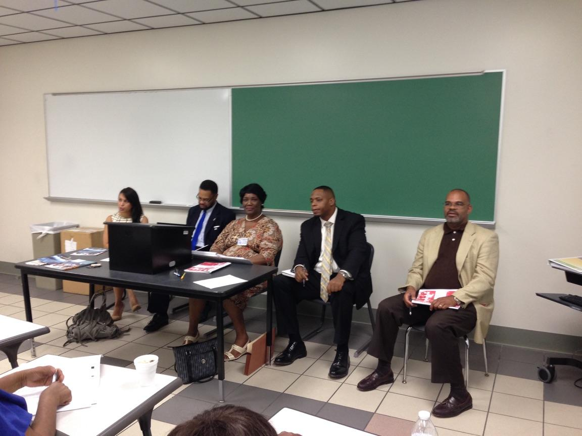 NAACP State Conference Mtg VRA Panel