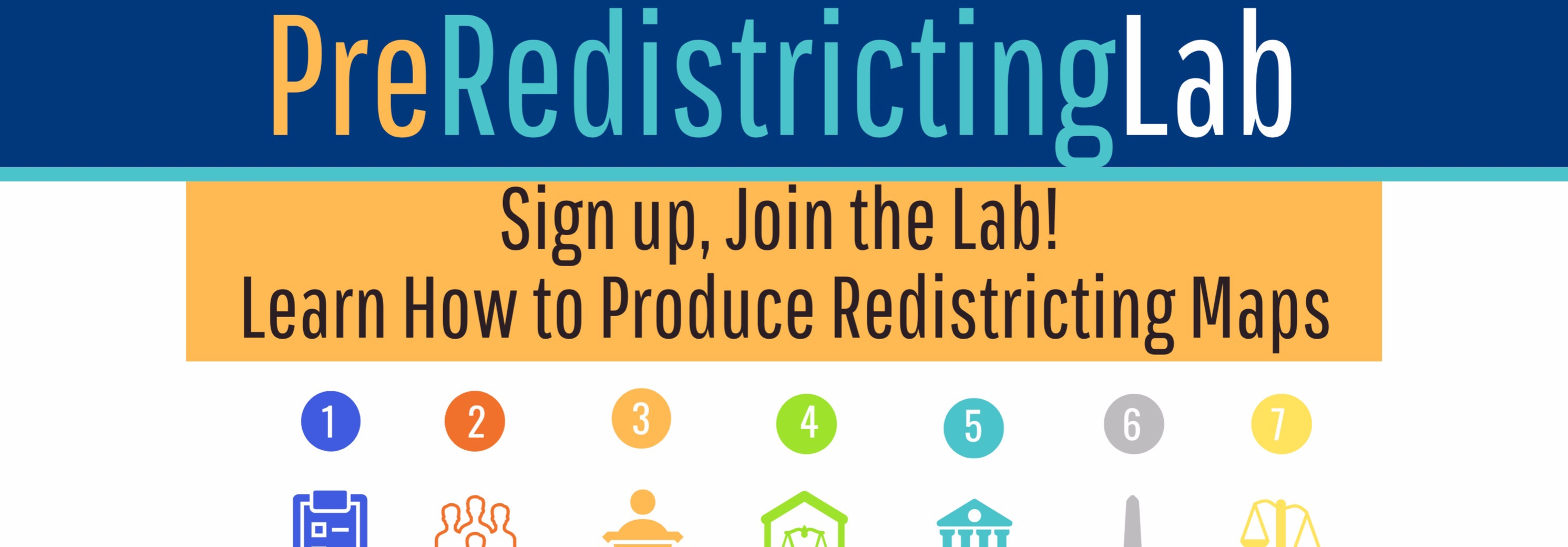Redistricting Lab, Coming Soon