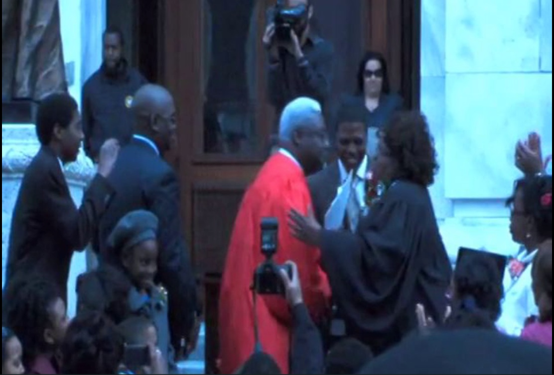 Investiture Ceremony, Chief Justice Johnson.jpg