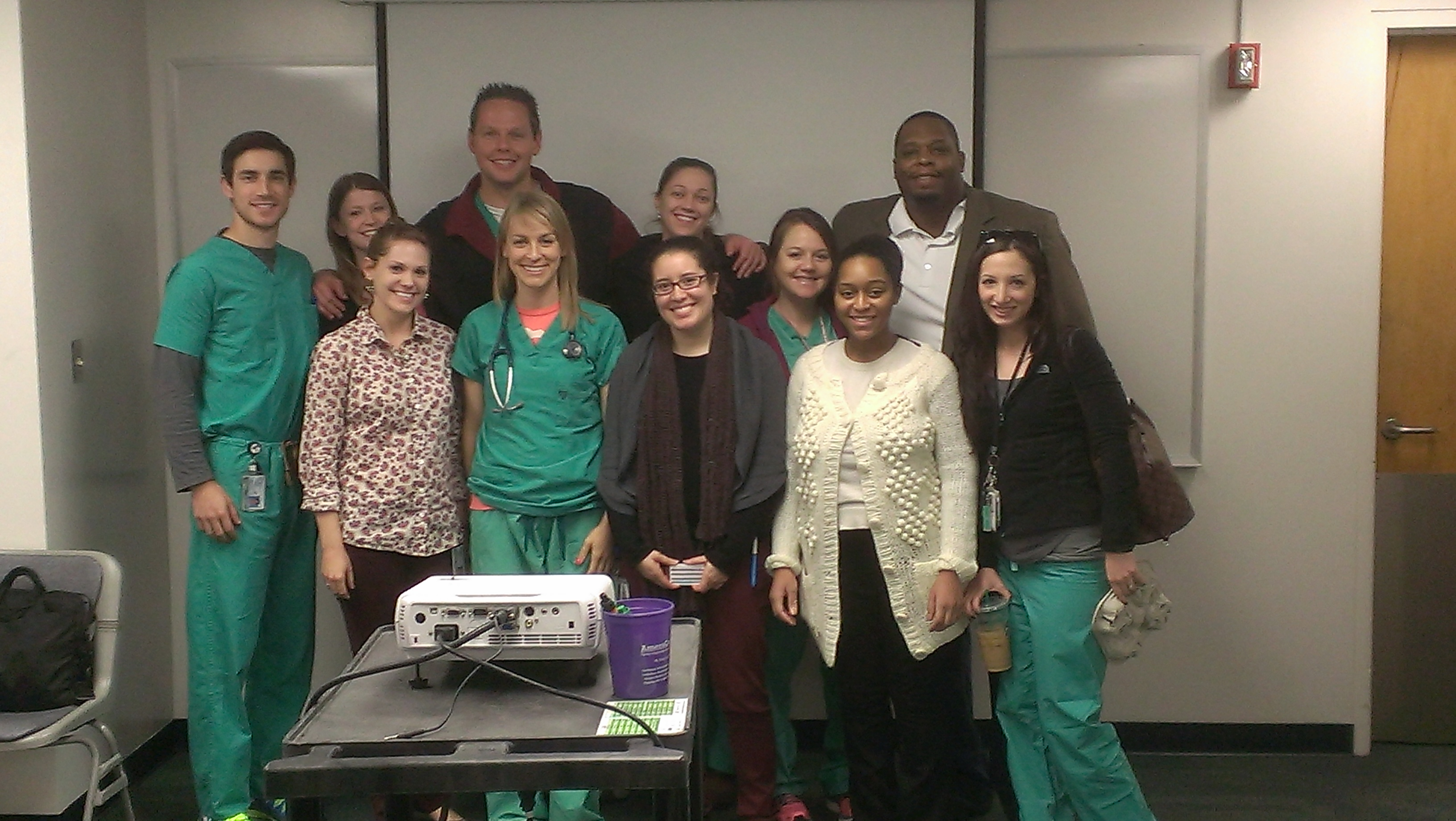 Tulane University Dental Students