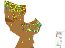 Census MailResponseRate & Ethnicity - Jefferson Parish, 2020