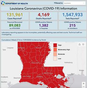 Louisiana Department of Health