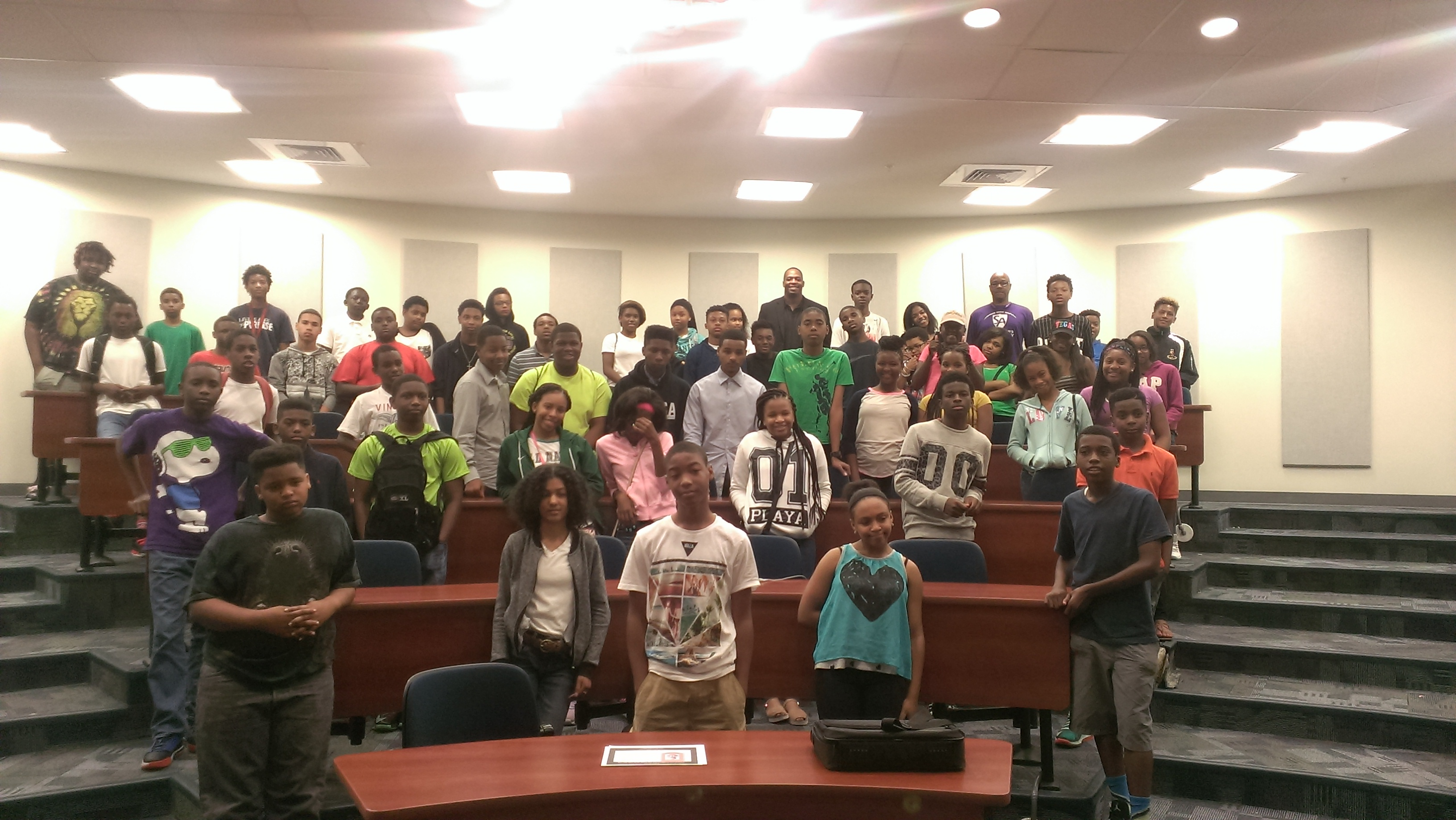 Smothers Academy Summer Camp