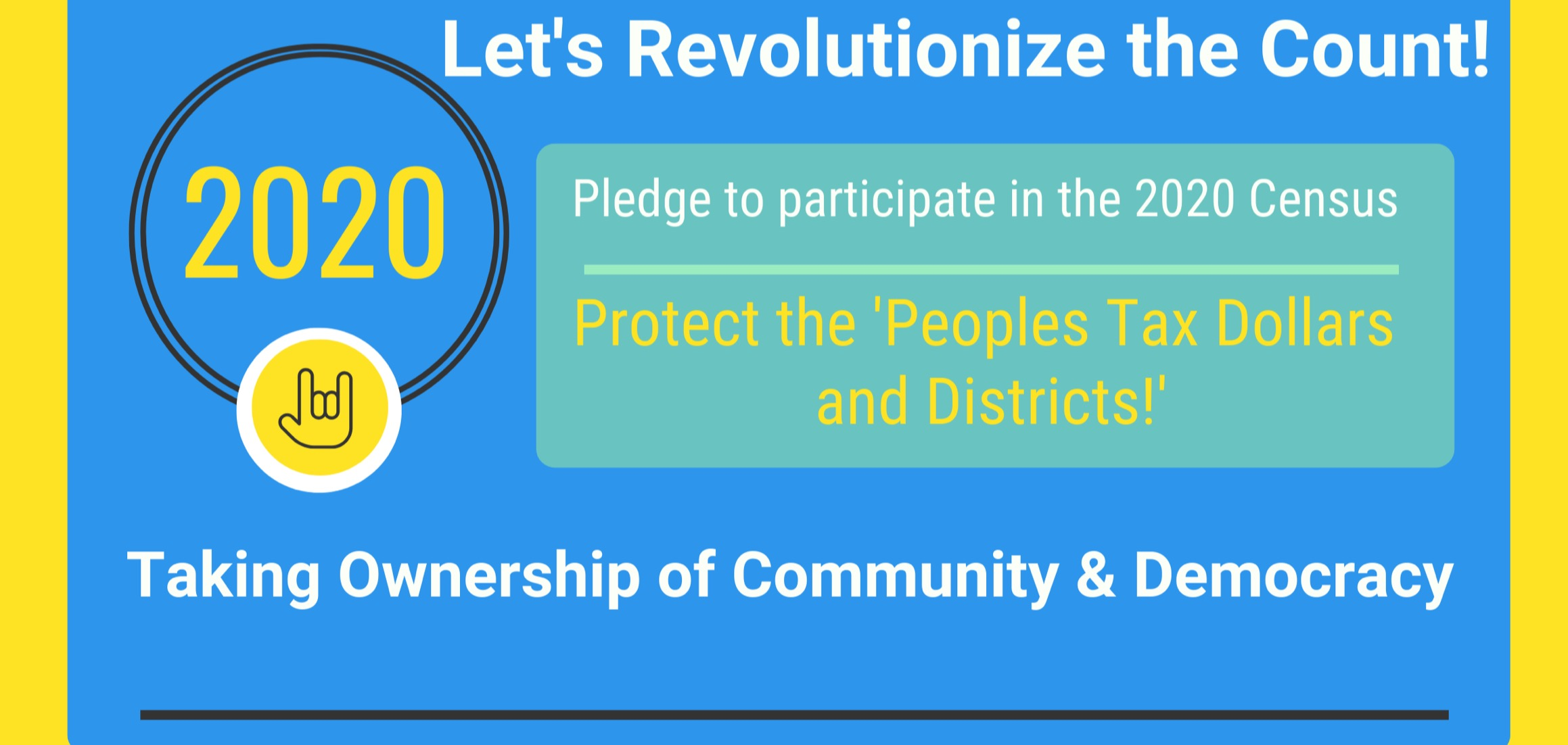 Sign the Pledge!