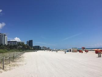 Adam Hill goes to Miami