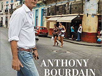 Adam Hill muses on Bourdain's Nashville trip