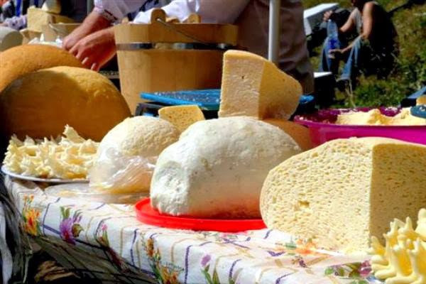 Закарпатский сыр