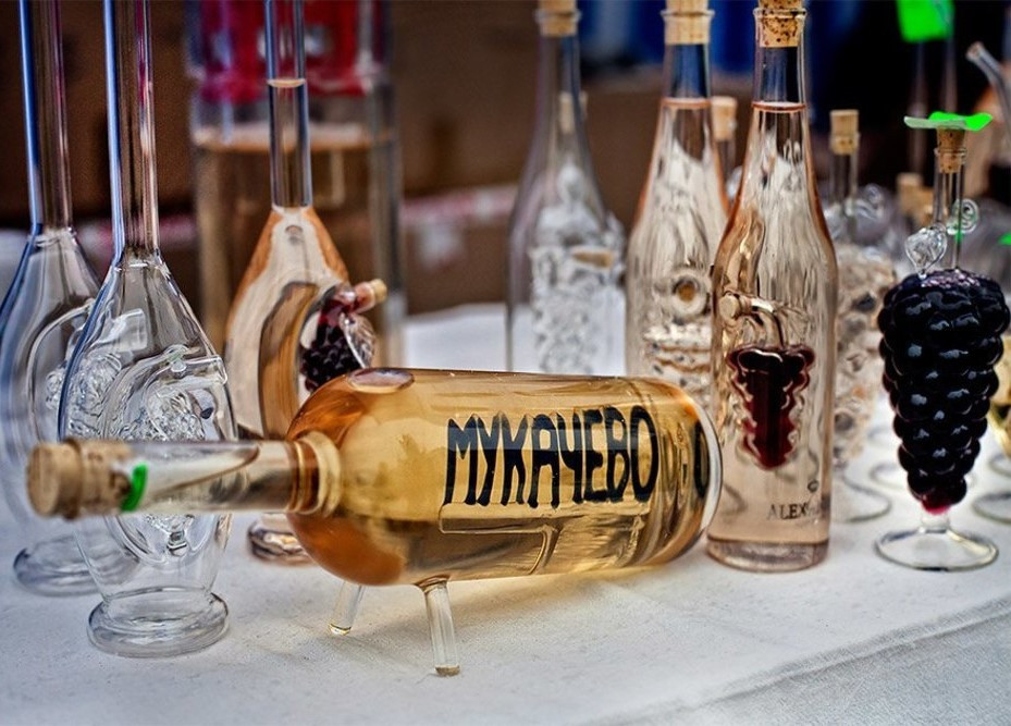 Фестиваль вина, Мукачево