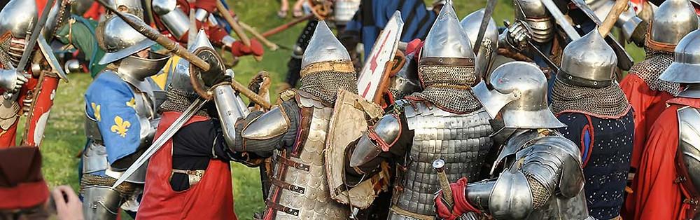 Средневековый фестиваль Закарпатье