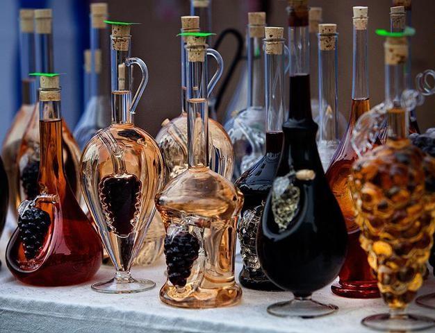 Фестиваль вина в Закарпатье