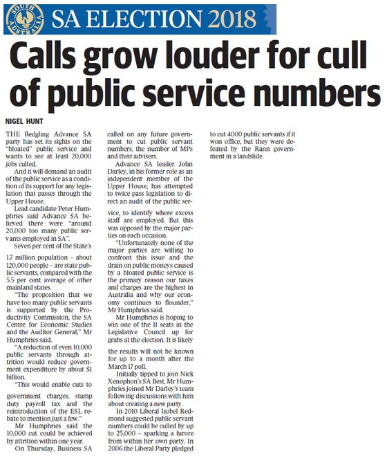 Calls grow louder for cull of public service numbers