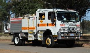 CFS Fire Truck Replacement