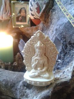 No-Fear Buddha