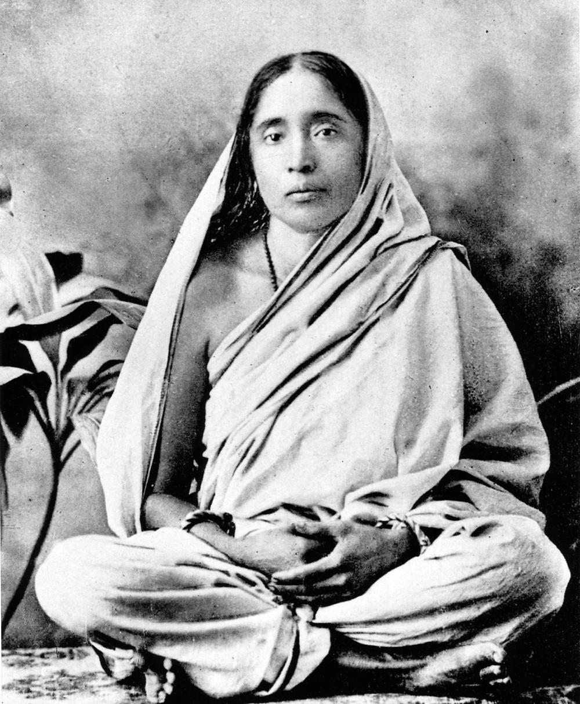 Sri Sarada Devi Ma