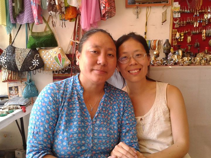 Somu, my compassionate Tibetan sister in Rishikesh _3