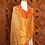 Thumbnail: Two-tone Silk & Cotton Shawl