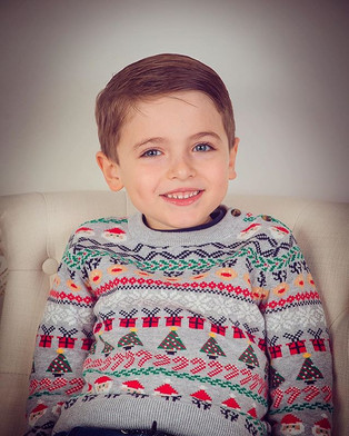 Archie ❤️ #christmasjumpers #christmasph