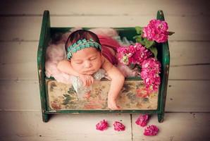 🌺💭#newbornphotography #newborn #baby #