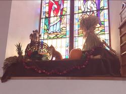 Harvest Sunday at Agherton