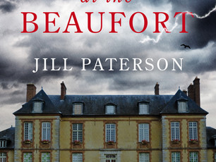 Writing Murder At The Beaufort