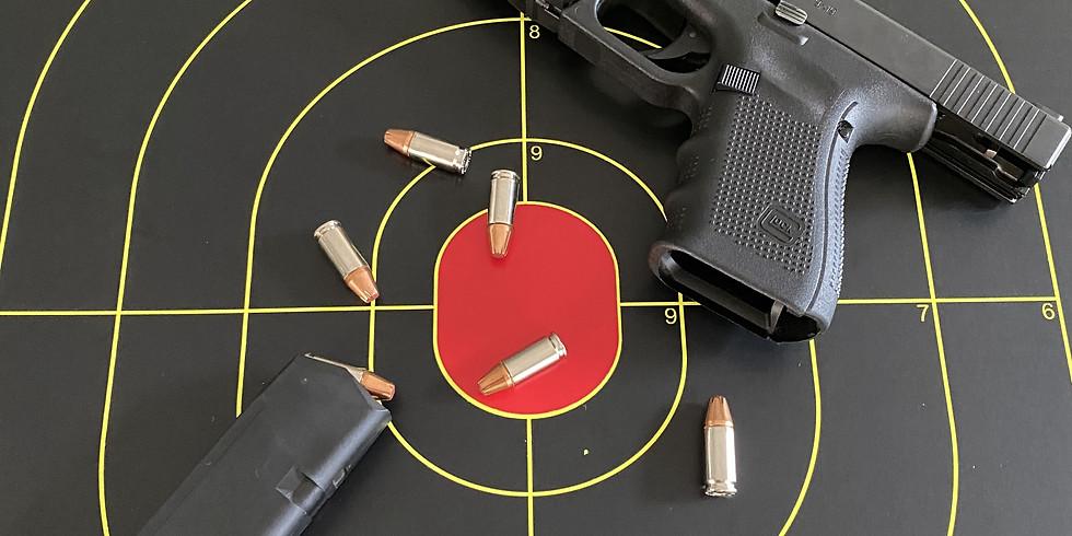 Basic Pistol Shooting 9/5/2020