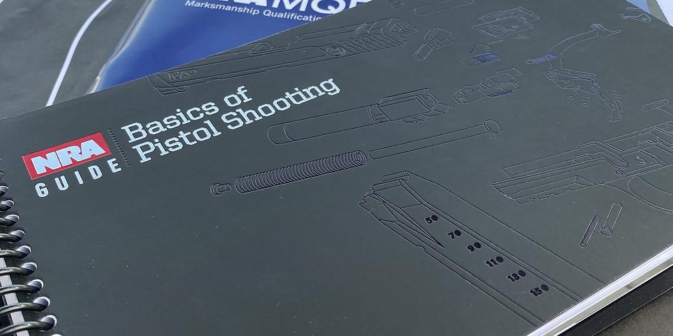 NRA Basic Pistol Course 9/23/2020