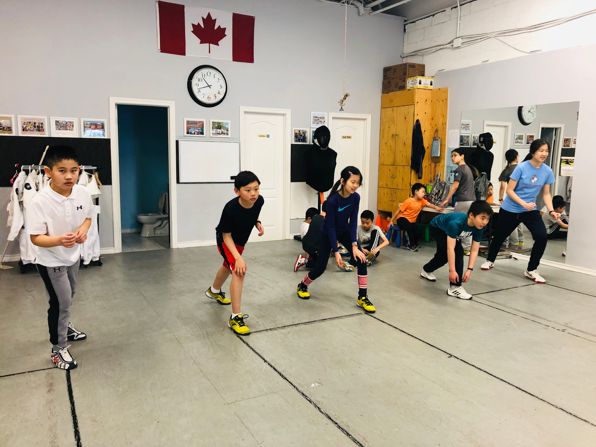 March 1-4 2019 March Camp