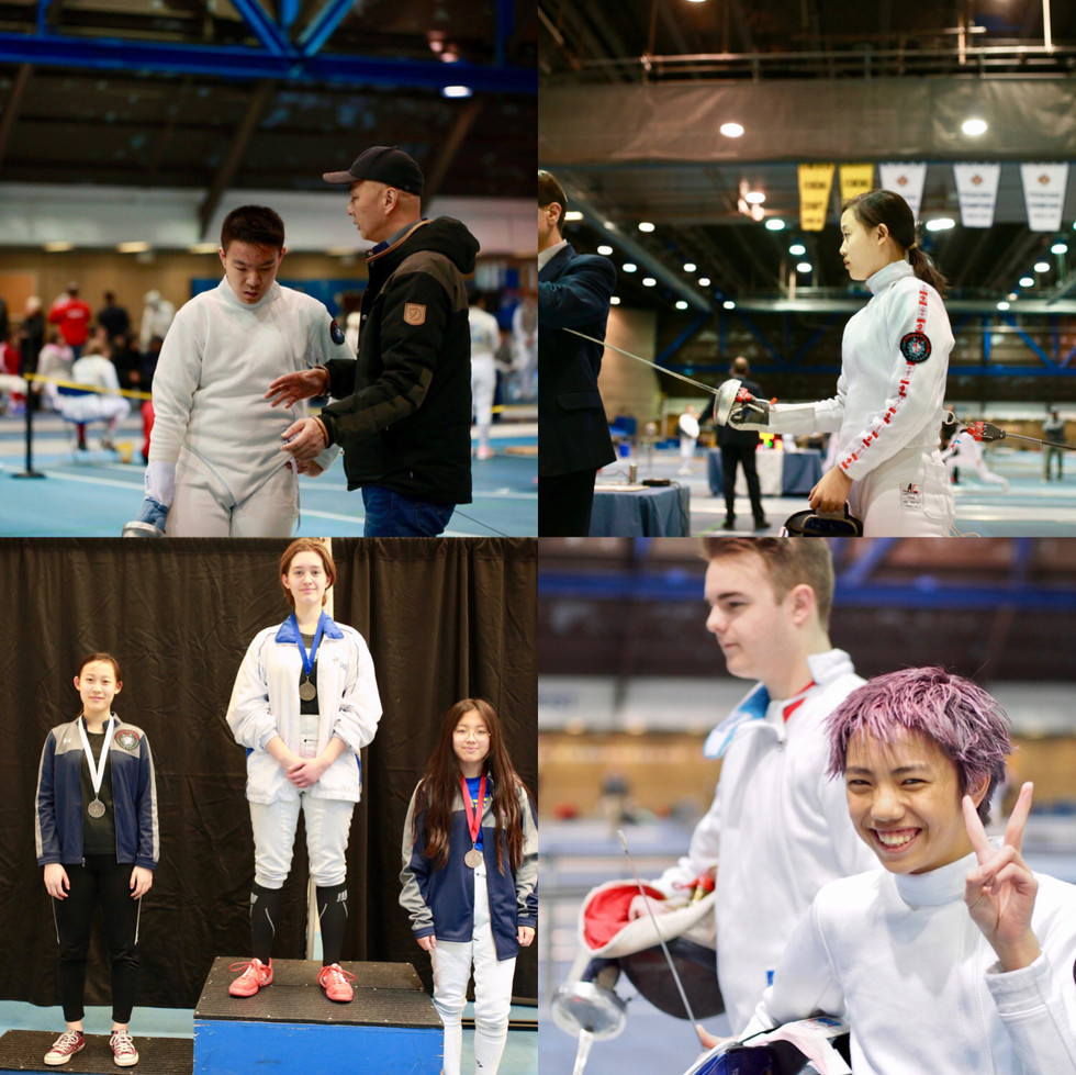 March 9-11 2018 Provincial Championships