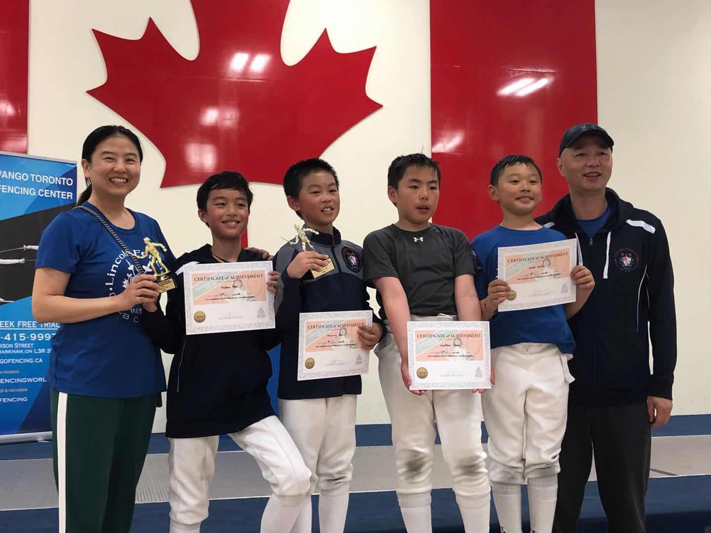 June 1-2 2019 Ontario Youth Provincial Championships