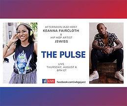 The Pulse hosted by Keanna Faircloth
