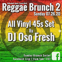 Reggae Brunch 2