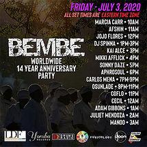 Bembe Festival