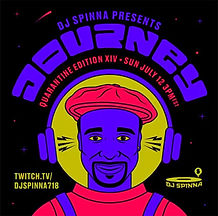 DJ Spinna presents Journey