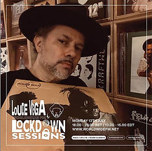 Louie Vega presents Lockdown Sessions