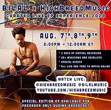 Bilal x HighBreed Music