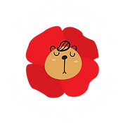 white poppy and teddy.png