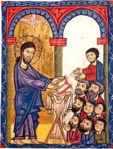 Prière universelle du 12ème dimanche ordinaire B - Marc 4, 35-41