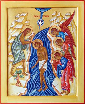 Homélie de la Fête du Baptême du Seigneur A - Matthieu 3, 13-17
