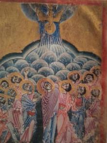 Dimanche 23 mai : Fête de la Pentecôte et veillée de prière pour le lancement de l'année ignatienne