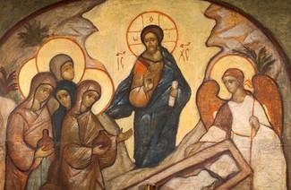 Prières du Dimanche de Pâques B - Marc 16, 1-7