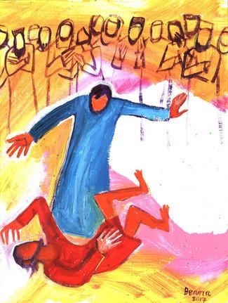 Prière universelle du 4ème dimanche ordinaire B - Marc 1, 21-28