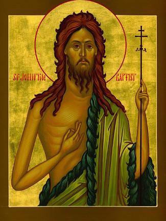 Homélie du 2ème dimanche de l'Avent A - Matthieu 3, 1-12