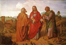 Prière universelle du 3ème dimanche de Pâques B - Luc 24, 35-48